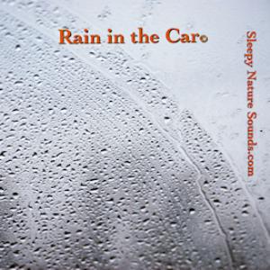 rain in the car - sleepy nature sounds.com