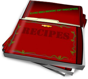 cookbook and recipes ebook bundle