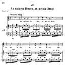 Am Meinem Herzen, an meiner Brust Op 42 No.7, Medium Voice in C Major, R. Schumann (Frauenliebe und-leben), C.F. Peters | eBooks | Sheet Music