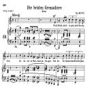Die beiden Grenadiere Op 49 No.1, Medium Voice in A minor, R. Schumann, C.F. Peters | eBooks | Sheet Music