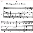 Ein Jüngling liebt ein Mädchen Op.48 No.11, Medium Voice in E-Flat Major, R. Schumann (Dichterliebe). C.F. Peters | eBooks | Sheet Music