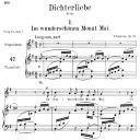 Im wunderschönen Monat Mai Op.48 No.1, Medium Voice in E Minor, R. Schumann (Dichterliebe). C.F. Peters | eBooks | Sheet Music