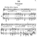 Talismane Op.25 No.8, Medium Voice in C Major ( Original Key), R. Schumann (Myrten). C.F. Peters | eBooks | Sheet Music
