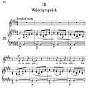 Waldesgeschpräch Op.39 No.3, Medium Voice in E Major (Original Key), R. Schumann (Liederkreis), C.F. Peters | eBooks | Sheet Music