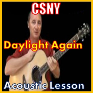 learn to play daylight again by csny