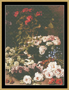 spring flowers - monet