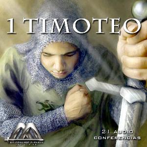 el libro de  1ra de timoteo (mp3)