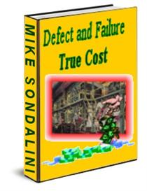 defect and failure true cost (daft management ebook)