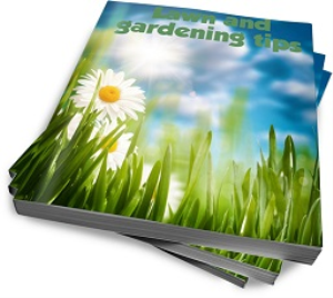 lawn and gardening tips ebook bundle