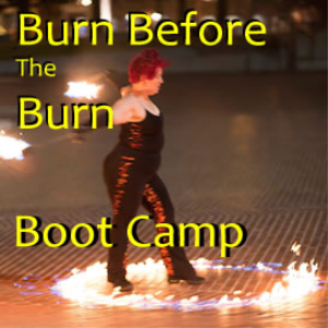 burn before the burn boot camp videos