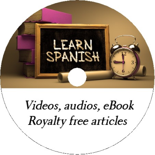 Second Additional product image for - Learn Spanish and multi language learning guides