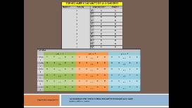 torneo americano mixto 12 jugadores (powerpoint)