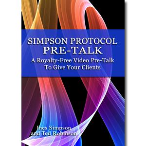 simpson protocol pre-talk