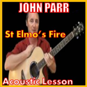 learn to play st elmo's fire by john parr