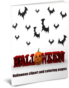 Halloween crafts, clipart, coloring pages and jokes   eBooks   Fiction