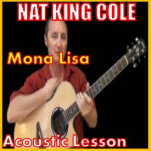 learn to play mona lisa by nat king cole