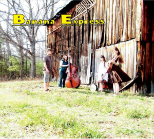 "CD-248 Banana Express ""Banana Express"" 