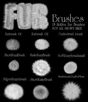 FurBrushes | Other Files | Arts and Crafts