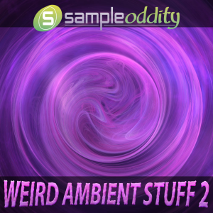 Weird Ambient Stuff 2 | Music | Soundbanks