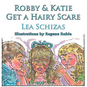 robbie & katie get a hairy scare