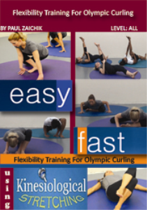 flexibility training for olympic curling