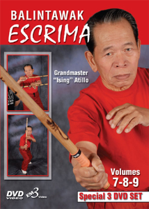 eskrima atillo balintawak 1-9 series 20% discount download
