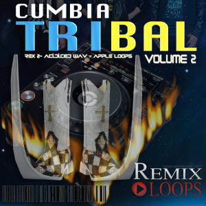 cumbia tribal volume 2