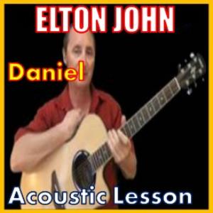 learn to play daniel by elton john