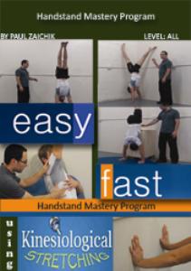 handstand mastery program