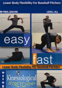lower body flexibility for baseball pitchers