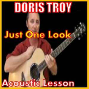 Learn to play Just One Look by Doris Troy | Movies and Videos | Educational