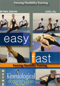 fencing flexibility training