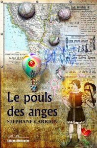 le pouls des anges, par stéphane carrion