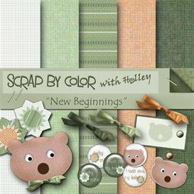 New Beginnings | Other Files | Scrapbooking