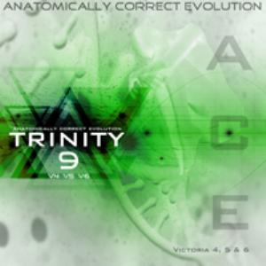 anatomically correct evolution: trinity 9