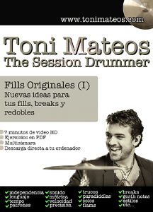 the session drummer. leccion 62. fills originales 1