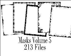 paint shop pro masks vol 5