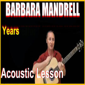 Learn to play Years by Barbara Mandrell | Movies and Videos | Educational