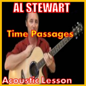 learn to play time passages by al stewart