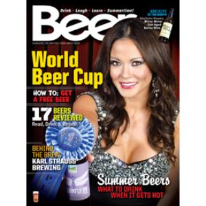 beer magazine #33 j/a 14
