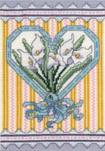 victorian calla lillies picture