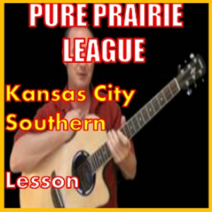 learn to play kansas city southern by pure prairie league