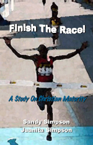 finish the race - kindle book