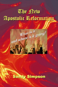 the new apostolic reformation - kindle book
