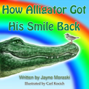 how alligator got his smile back
