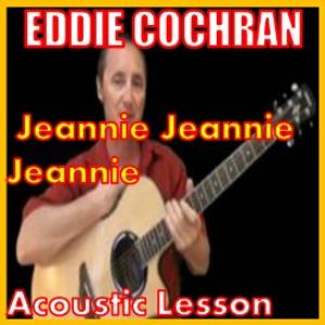 Learn to play Jeanie Jeanie Jeanie by Eddie Cochran   Movies and Videos   Educational