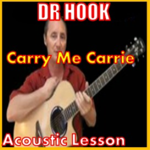 learn to play carry me carrie by dr hook