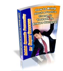 exhibit dynamic personality for super success resell