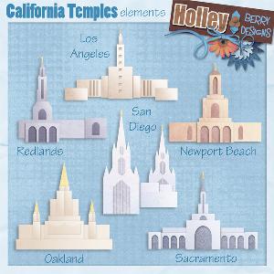 california temples elements