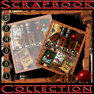 (x) scrapbook collection